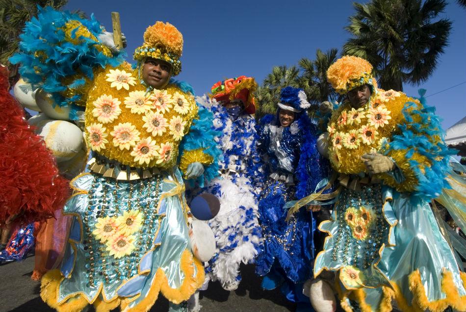 Carnaval en República Dominicana