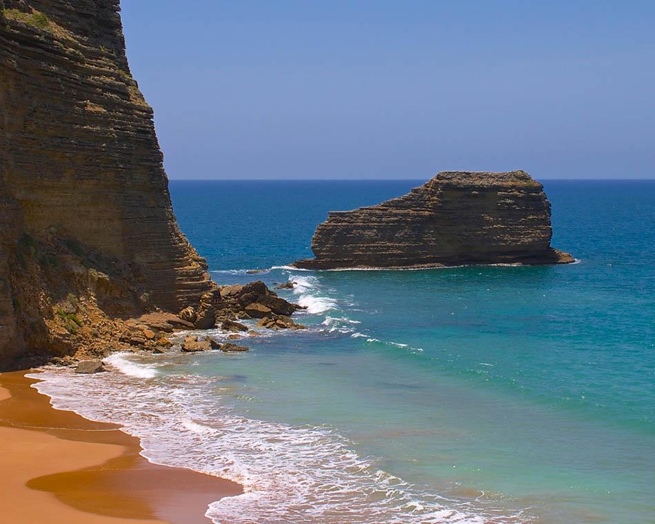 Playa del Morro Beach, Montecristi