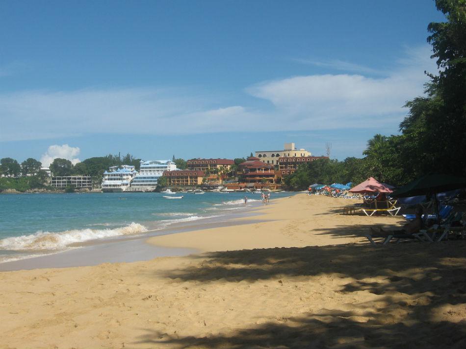 Sosúa Beach Dominican Republic