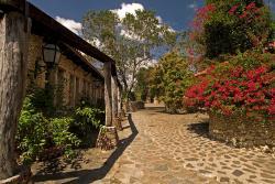 Calles de Altos del Chavón