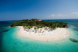 Isla de Cayo Levantado, Samaná, República Dominicana