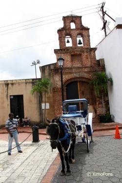 Capilla de los Remedios, Santo Domingo