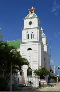 Cathédrale de San Juan Bautista