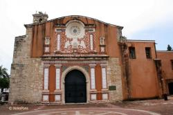 Couvent des Dominicains, Saint-Domingue