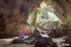 Cueva del Ferrocarril, Hato Mayor