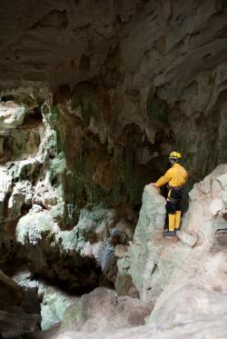 Cuevas del Pomier