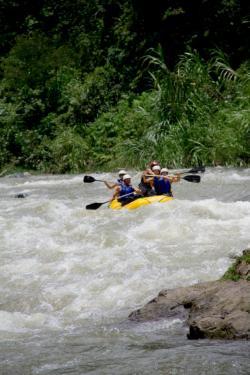 Deportes extremos en La Vega