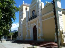 Iglesia Nuestra Señora de los Remedios Church
