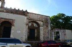 Iglesia y hospital de San Lázaro, República Dominicana
