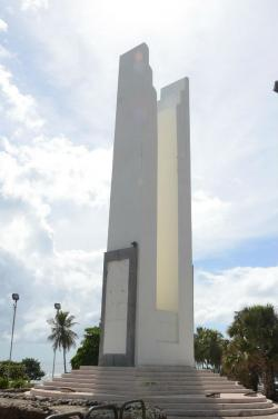 Obelisco Hembra, Santo Domingo