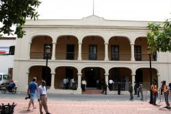 Borgellá Palace, Santo Domingo