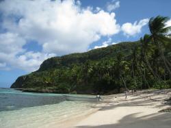 Playa Madama Beach, Samaná