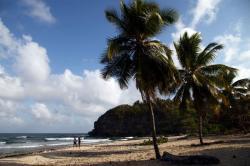 Playa Najayo Beach, San Cristóbal