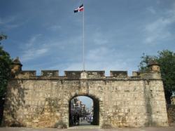 Puerta del Conde Gate, Santo Domingo