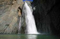Salto Jimenoa Waterfall