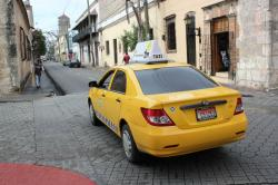 Taxi in Dominican Republic