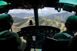 Vols en hélicoptère en République Dominicaine